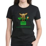 Everyone Is Irish Women's Dark T-Shirt