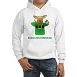 Everyone Is Irish Hooded Sweatshirt
