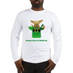 Everyone Is Irish Long Sleeve T-Shirt