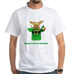 Everyone Is Irish White T-Shirt