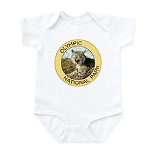 Olympic NP (Bobcat) Infant Bodysuit