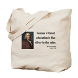 Benjamin Franklin 12 Tote Bag