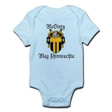 McGinty in Irish & English Infant Bodysuit