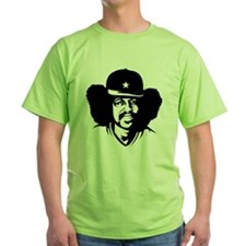 "Afro ""stick it to the man!"" T-Shirt"