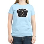 Seattle Police K-9 Unit Women's Light T-Shirt
