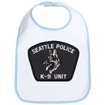 Seattle Police K-9 Unit Bib