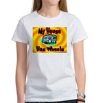 My House Has Wheels Women's T-Shirt