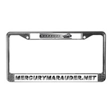 MM.Net License Plate Frame