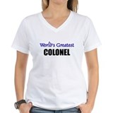 Worlds Greatest COLONEL Shirt