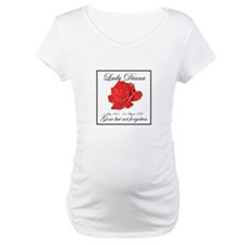 Lady Diana - Rose Tribute Shirt