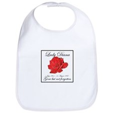 Lady Diana - Rose Tribute Bib