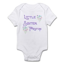 Little Sister Peyton Infant Bodysuit