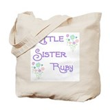 Little Sister Ruby Tote Bag