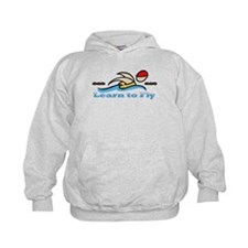 Learn to Fly Hoodie