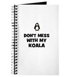 don't mess with my koala Journal