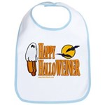 Happy HalloWEINER Bib