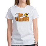 Happy HalloWEINER Women's T-Shirt