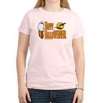 Happy HalloWEINER Women's Light T-Shirt