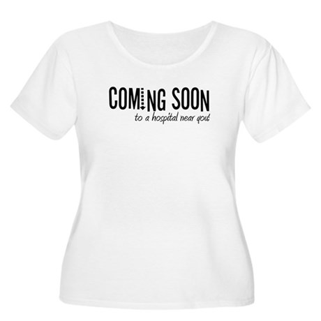 Coming to a Hospital Near You! Women's Plus Size S