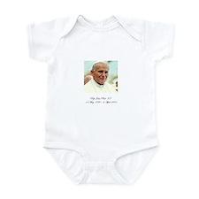 Pope John Paul II - Memorial Onesie