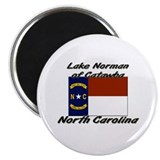 Lake Norman Of Catawba North Carolina Magnet