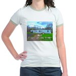 What Trailer Are You From? Jr. Ringer T-shirt