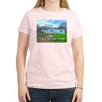 What Trailer Are You From? Women's Pink T-Shirt