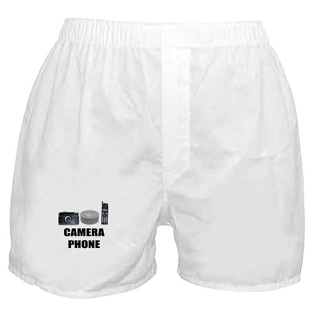 Camera Phone Boxer Shorts