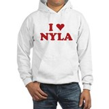 I LOVE NYLA Jumper Hoody