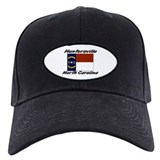 Huntersville North Carolina Baseball Hat