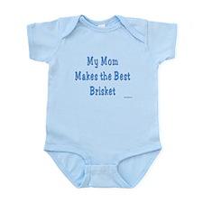 Mom Makes the Best Brisket Infant Bodysuit