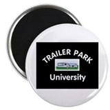 Trailer Park University Magnet