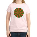 Holiday Pattern 001 Women's Light T-Shirt