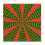Holiday Pattern 001 Tile Coaster