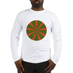 Holiday Pattern 001 Long Sleeve T-Shirt