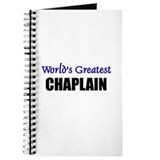 Worlds Greatest CHAPLAIN Journal