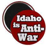 Anti-war Idaho Magnet