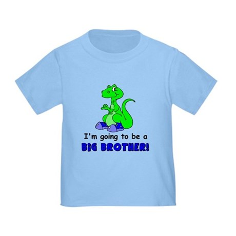 I'm Going to be a Big Brother Toddler T-Shi