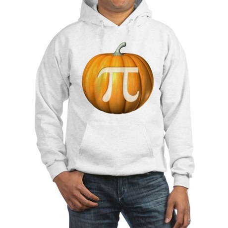 Pumpkin Pi Hooded Sweatshirt