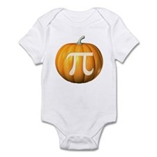 Pumpkin Pi Infant Bodysuit