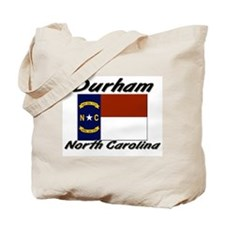 Durham North Carolina Tote Bag