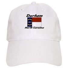 Durham North Carolina Baseball Cap
