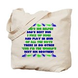 Best Big Brother Tote Bag