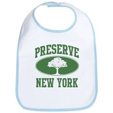 Preserve New York Bib