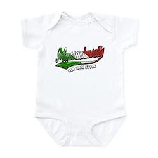 Massachusetts Italian Style Infant Bodysuit