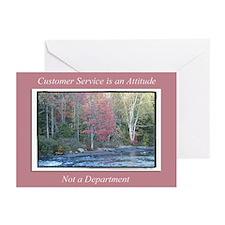Customer Service Fall Greeting Cards (Pk of 20)