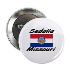 Sedalia Missouri Button