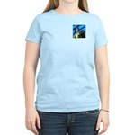 DOG WITH DREADLOCKS Women's Light T-Shirt