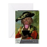 Chesapeake RUBENS Greeting Cards (Pk of 10)