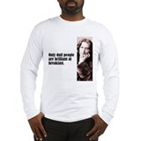 "Wilde ""Dull People"" Long Sleeve T-Shirt"